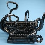 Octopus Typewriter
